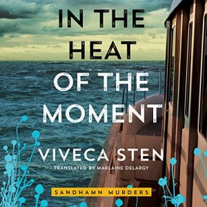 In the Heat of the Moment audiobook cover art