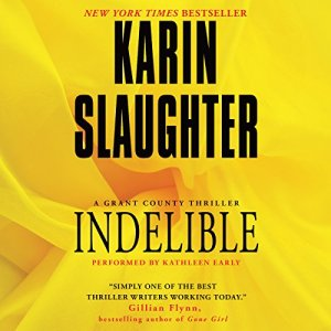 Indelible audiobook cover art