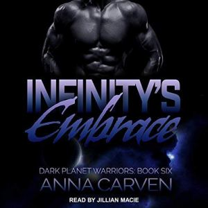 Infinity's Embrace audiobook cover art