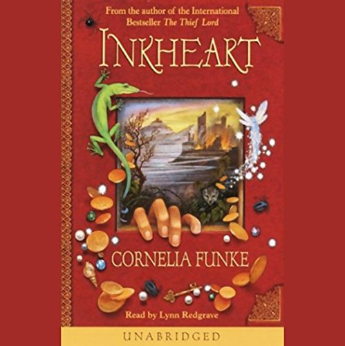 Inkheart audiobook cover art
