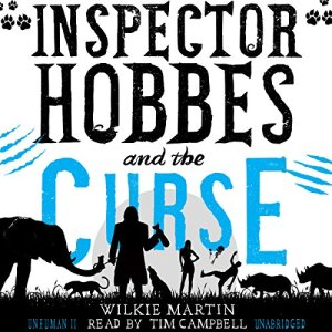 Inspector Hobbes and the Curse audiobook cover art