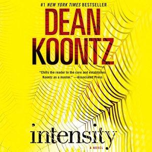 Intensity audiobook cover art