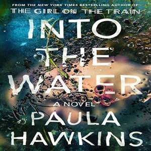 Into the Water audiobook cover art