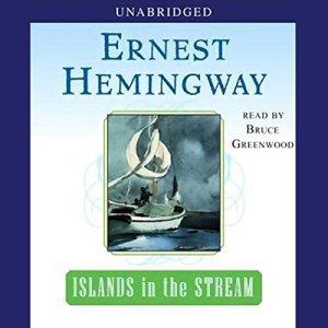 Islands in the Stream audiobook cover art
