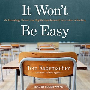 It Won't Be Easy audiobook cover art