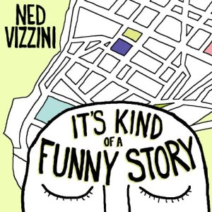 It's Kind of a Funny Story audiobook cover art