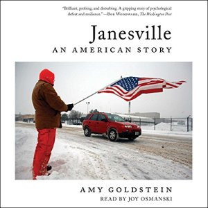 Janesville audiobook cover art