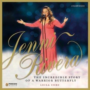 Jenni Rivera audiobook cover art