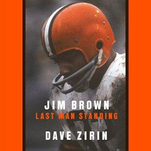 Jim Brown audiobook cover art