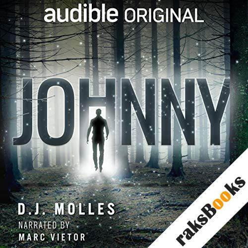 Johnny audiobook cover art