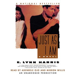 Just As I Am audiobook cover art