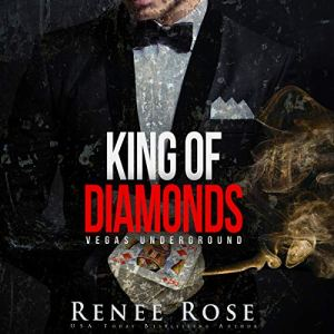 King of Diamonds audiobook cover art