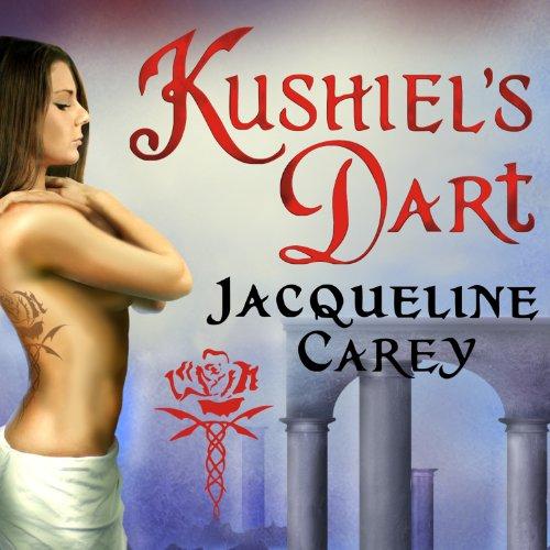 Kushiel's Dart audiobook cover art