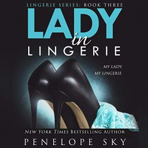 Lady in Lingerie audiobook cover art