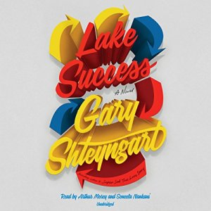 Lake Success audiobook cover art