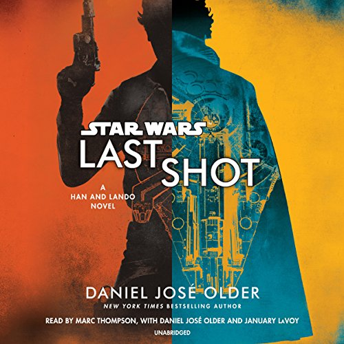 Last Shot audiobook cover art