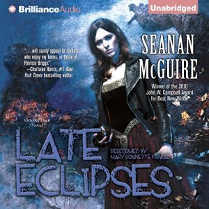 Late Eclipses audiobook cover art