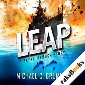 Leap audiobook cover art