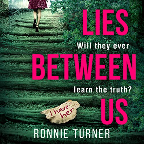 Lies Between Us audiobook cover art