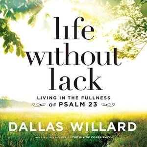 Life Without Lack audiobook cover art
