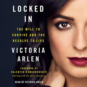 Locked In audiobook cover art