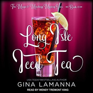 Long Isle Iced Tea audiobook cover art