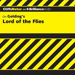 Lord of the Flies: CliffsNotes audiobook cover art