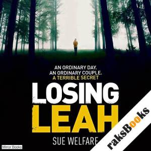 Losing Leah audiobook cover art