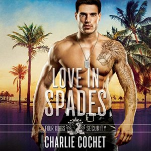 Love in Spades audiobook cover art