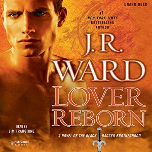 Lover Reborn audiobook cover art