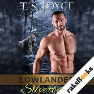 Lowlander Silverback audiobook cover art