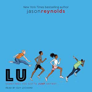 Lu audiobook cover art