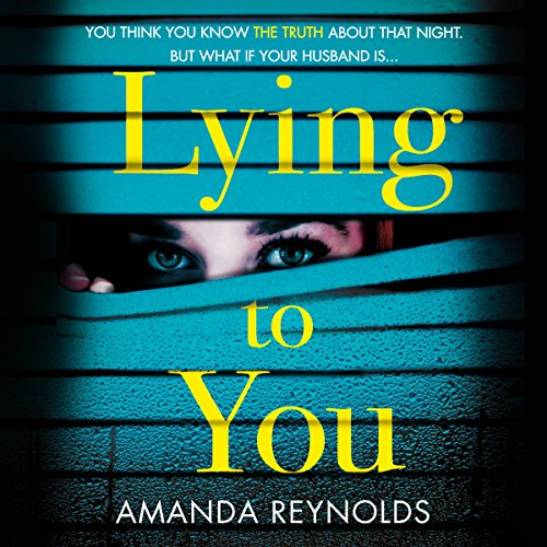 Lying to You audiobook cover art