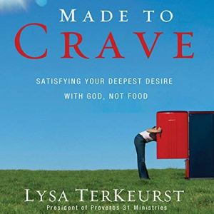 Made to Crave audiobook cover art