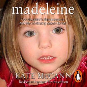 Madeleine audiobook cover art