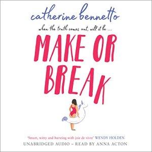 Make or Break audiobook cover art