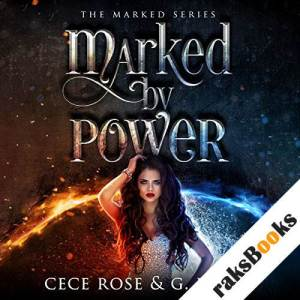 Marked by Power audiobook cover art