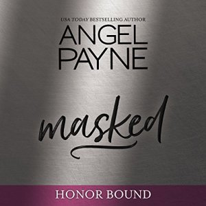 Masked audiobook cover art