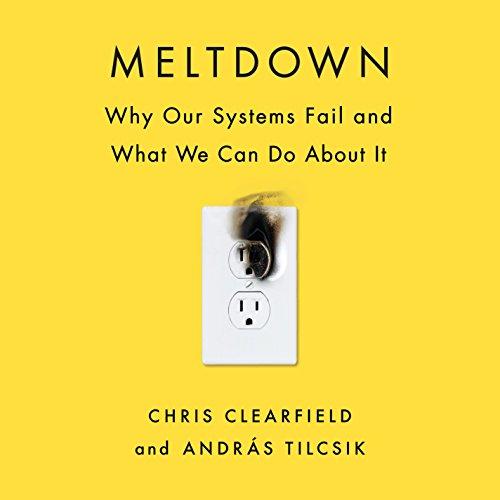 Meltdown audiobook cover art