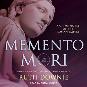 Memento Mori audiobook cover art