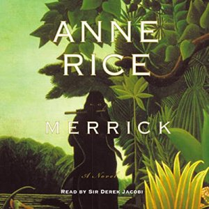 Merrick audiobook cover art