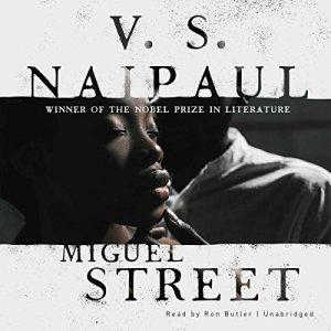 Miguel Street audiobook cover art