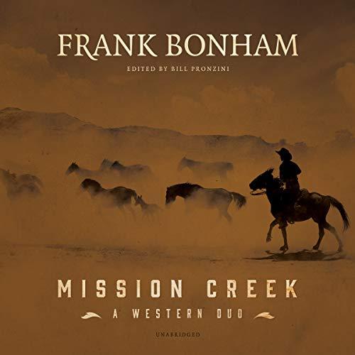 Mission Creek audiobook cover art