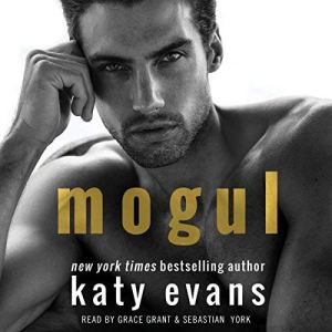 Mogul audiobook cover art