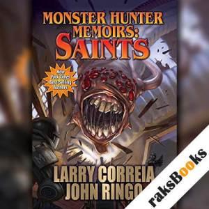 Monster Hunter Memoirs: Saints audiobook cover art