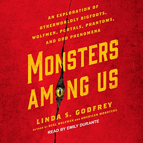 Monsters Among Us audiobook cover art