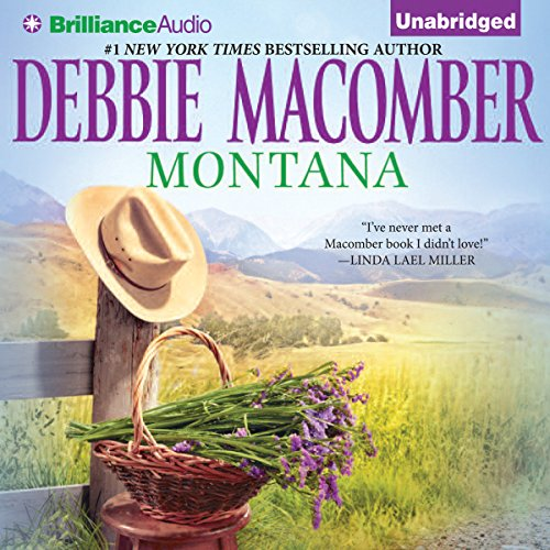 Montana audiobook cover art