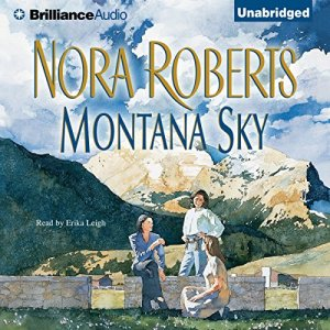Montana Sky audiobook cover art