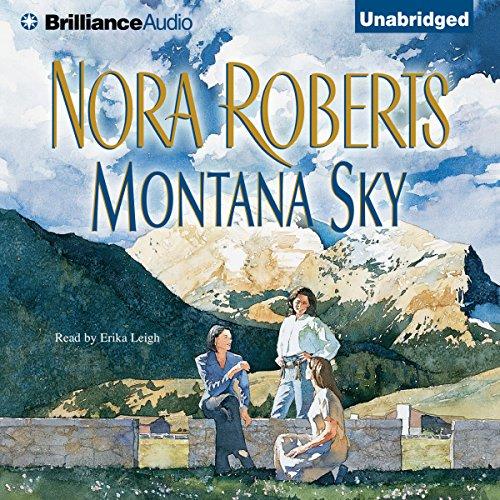 Montana Sky audiobook cover art