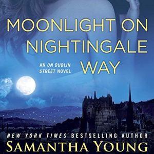 Moonlight on Nightingale Way audiobook cover art